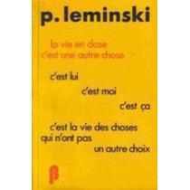 Livro La Vie En Close Paulo Leminski