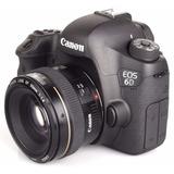 Canon Eos 6d Nueva En Caja