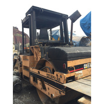 Vibrocompactador Doble Caterpillar Cb534b 1996 66 Pulgadas