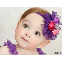 Cintillos De Bebes Y Niñas Al Ayor Y Detal