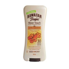 Protector Solar Hawaiian Tropic Sheer Touch 30 Spf 240ml