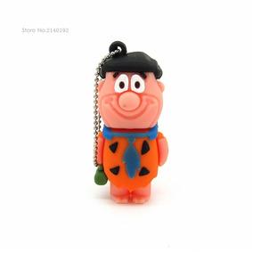 Brack Friday Pen Drive Personalizado 16 Gb Fred Flintstones