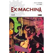 Ex Machina Vol. 6 - Vertigo Ecc Comics - Robot Negro