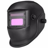 Máscara De Solda Automática Digital Mma Mig Tig Eletrodo Bx