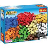 Cogo Bloques Libre Construccion 550 Piezas Compatible Lego