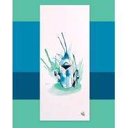 Acuarela 10,5x24 Cm Nº115 Cristales/única Roo Original