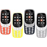 Telefono Ceular Nokia 3310 2.4 Liberado Dual Sim Tienda