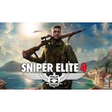 Sniper Elite 4 Pc Digital