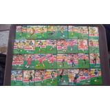 Tarjetas Bimbo Cards Futbol Mexicano Internacional Colección
