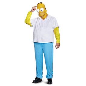 Disfraz De Homero Simpson En Mercado Libre Mexico - Disfraces-simpsons