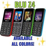 Celular Blu Z4 Barato