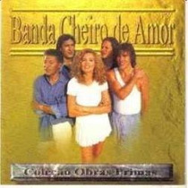 Cd Banda Cheiro De Amor Colecao Obras-prima