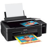 Impresora Multifuncional Carga Continua Epson L380 Ecotank