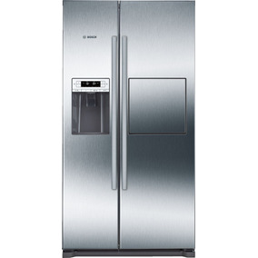 Heladera Bosch Kag90ai20 No Frost Side By Side Envio Gratis