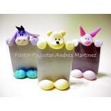 Portaretratos Souvenirs Pooh,looney Tunes,doky,mickey,hadas,