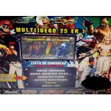 Multijuego Arcade Tragamoneda Pimball