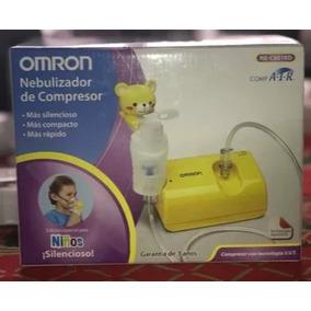 Nebulizador De Compresor Omron (pediatrico) Zona La Fe