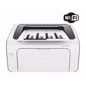 Impressora Hp Laserjet Pro M12w Branca Nova Com Toner 79a