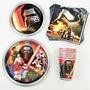 Fiesta De Cumpleaños De Star Wars Fuentes Pack - Platos