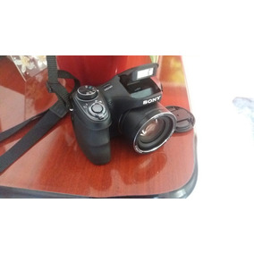 Câmera Sony Cyber Shot Dsc-h100.