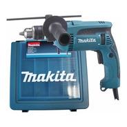 Taladro Percutor Makita Hp1640 680 Watts 13 Mm Con Maletin