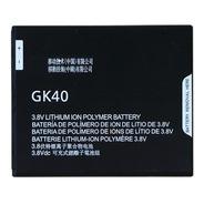 Pila Bateria Mot Gk40 Xt1600 Xt1601 Xt1603 Xt1607 Xt1609 E/g