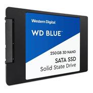 Wd Ssd Blue 250 Gb 2.5 Int Sata 3d
