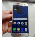 Samsung Galaxy S7 Dorado Libre 32gb