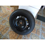 Roda + Pneu Golf Aro 16 Original - 6259