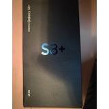 Nuevo Samsung Galaxy S8 Plus 128gb 6gb Midnight Black Libre