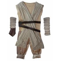 Disfraz Niña Jedi Inspirado En Rey Star Wars