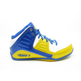 And1 Rocket 4 Zapatilla Basquet Sanpatriciodeportes