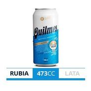 Six Pack Quilmes Rubia 473cc