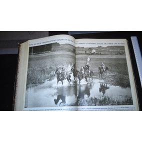 Revistas Antiguas Encuadernadas 1era. Guerra Mundial Francia