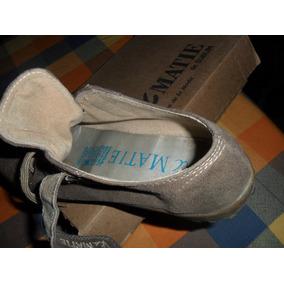 Zapatos Deportivos Usados Vicmatie.gamuza.38.bs.17000.000,o