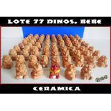 Dante42 Lote 77 Dinosaurio Bebe Sinclair Ceramica Miniatura