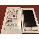 Iphone 5s En Caja Con Todos Los Accesorios Originales 10/10