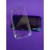 Kit 2 Capa Tpu Motorola Moto G1 Xt1033 Xt1032 + 2 Pel. Vidro