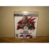 Ncaa Football 12 - Playstation 3