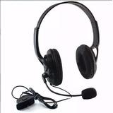 Diadema Para Xbox 360 Live Con Microfono Control De Volumen