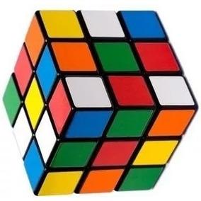 Cubo Rubik 3x3x3 Tamaño Estandar Mayor Y Detal Economicos