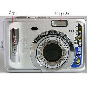 Camera Digital Pentax Optio S55