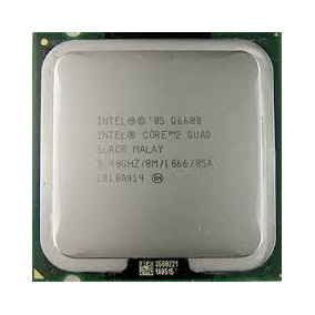 Micro Intel Core 2 Quad Q6600 2.40 Ghz Socket 775
