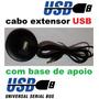 Cabo Extensor Usb P/ Sony Uwa-br100 Lg An-wf100 Pta01 Pta127