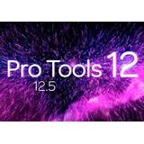 Protools Hd 12.5+ Full Plugins Avid / Muy Fácil Instalación