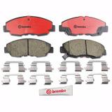 Balatas Brembo Cerámicas Honda Accord Civic 98-09 Delanteras