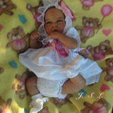 Bebe Reborn Kit Berenguer Extremidades Completas