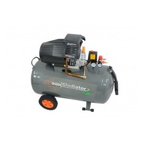 Compresor 3hp 2200w 100lts 8bar Gladiator Ce710/220/50