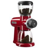 Moledor De Café Kitchenaid Rojo