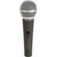 Microfone Sas 58c Santo Ângelo Com Case E Cachinbo